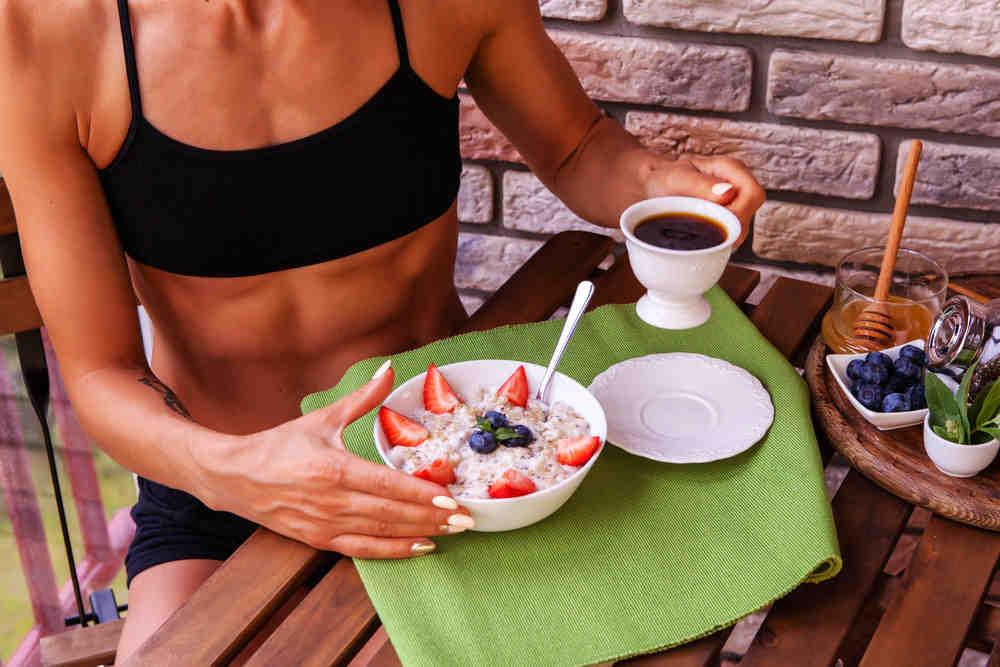 Est-il bon de bien manger après l'effort?