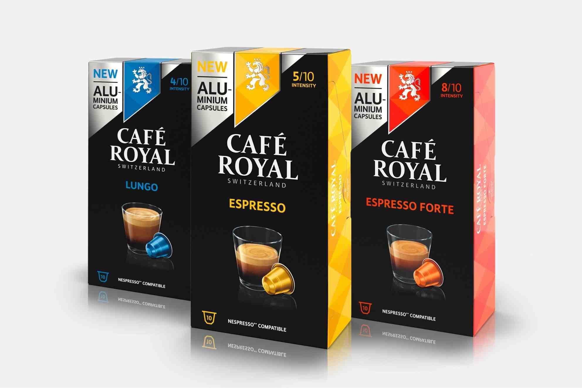 Les capsules Dolce Gusto sont-elles compatibles avec Nespresso?
