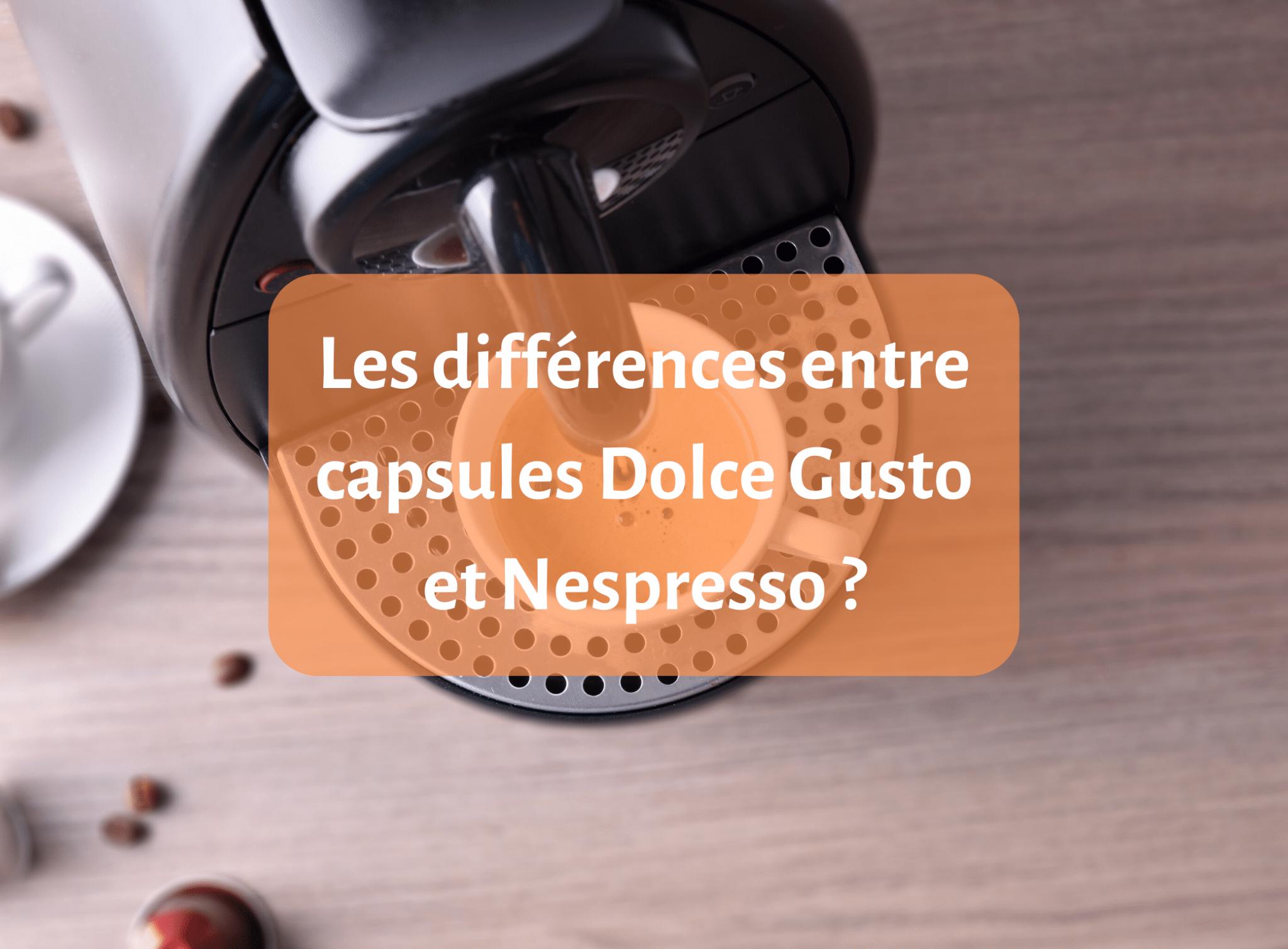 Où jeter les capsules de café Dolce Gusto?