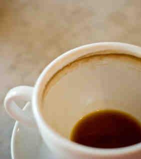 Pourquoi boire du café après avoir mangé?