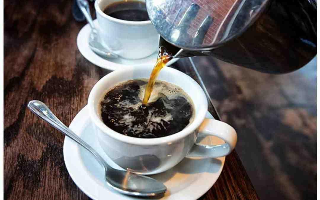 Pourquoi boire du café sans sucre?