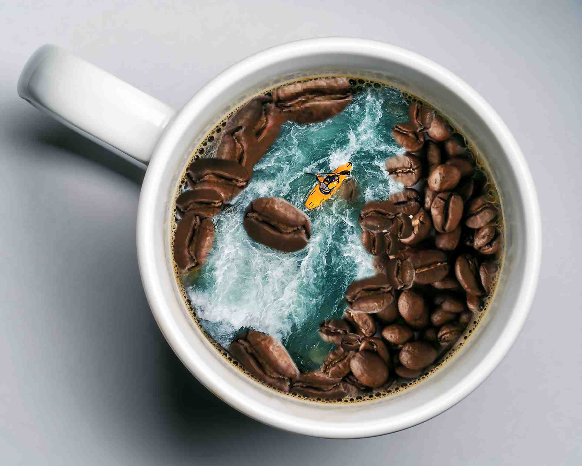 Pourquoi je ne supporte pas le café?