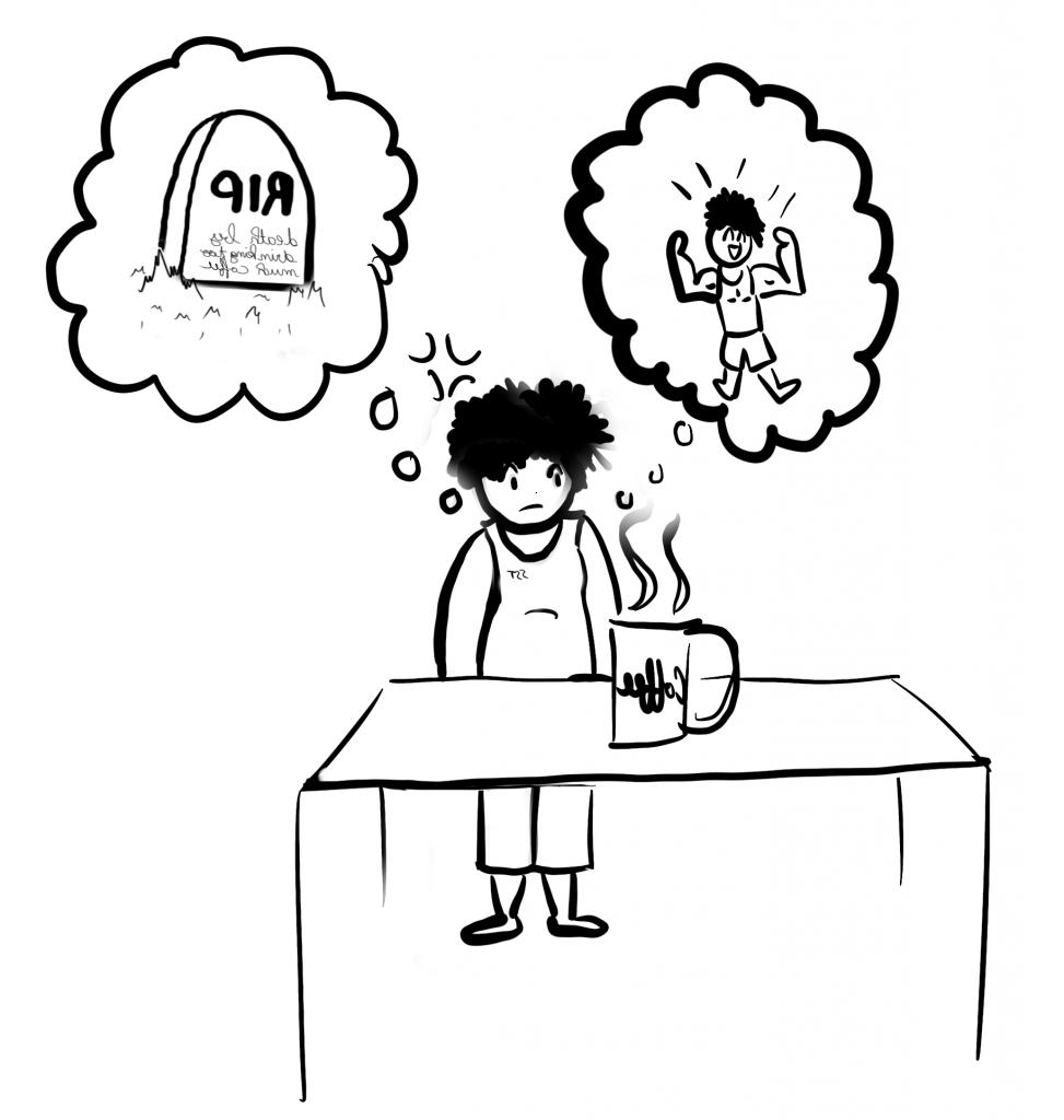 Pourquoi le café fait maigrir ?