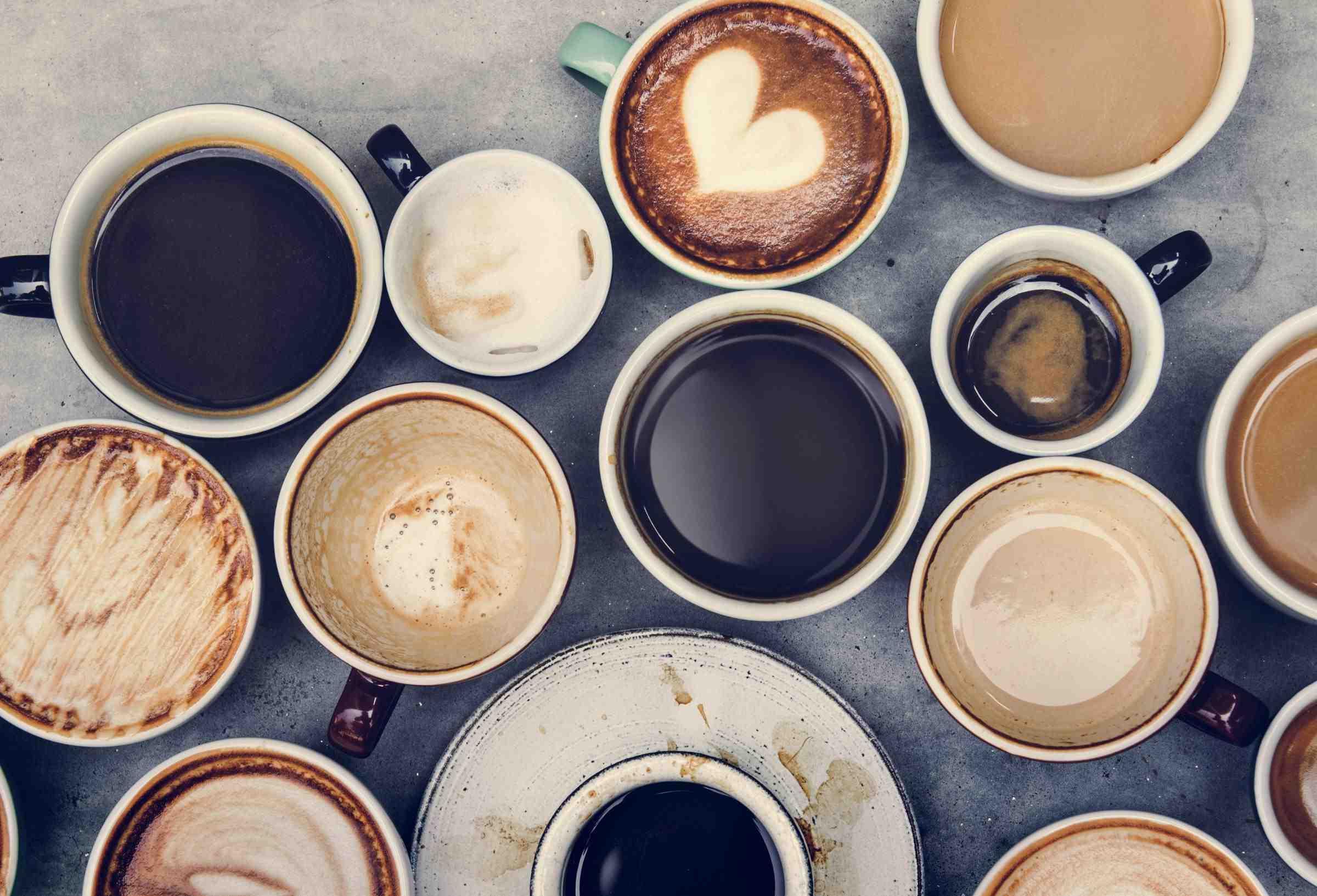 Pourquoi ne buvez-vous pas de café à jeun?