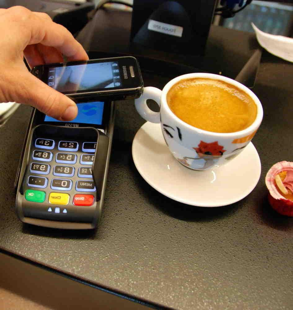 Pourquoi ne pas payer le cafe ?