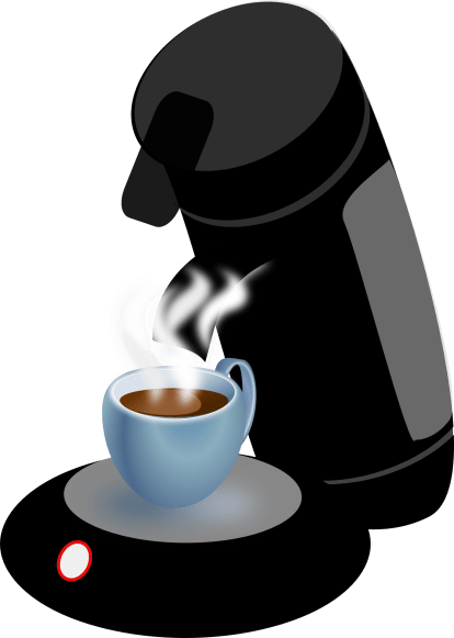 Pourquoi utiliser du café?