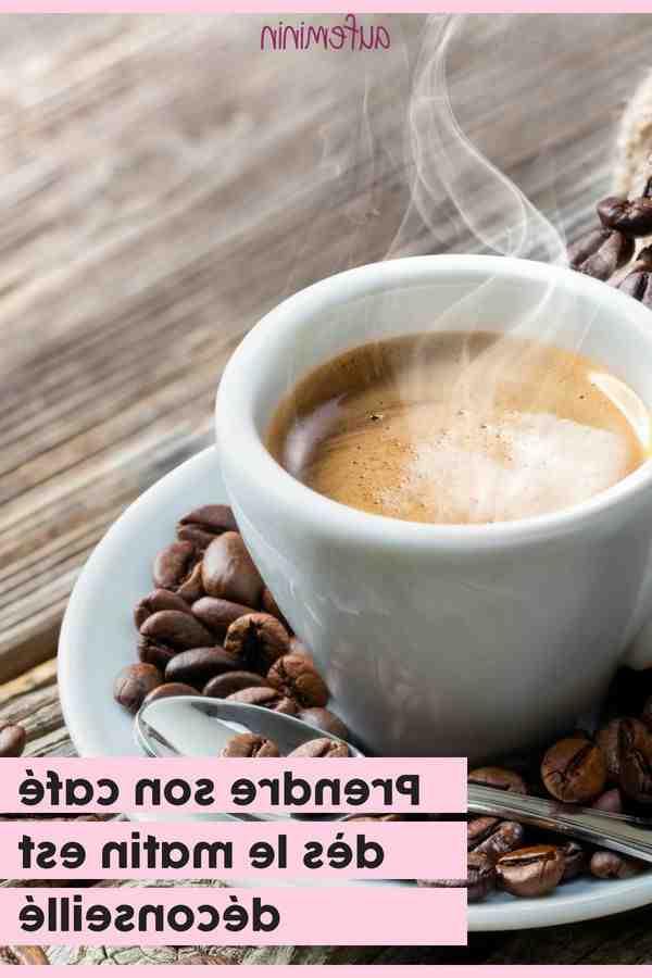 Quand éviter le café?
