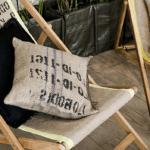 Que faire avec des sacs de café en jute ?