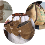 Que faire avec des sacs de café en toile de jute ?