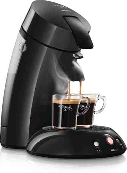 Que fait mon Senseo pour le café?
