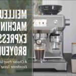 Que pensez-vous des machines à cafe ?