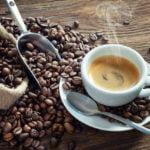 Quel cafe contient le moins de cafeine ?