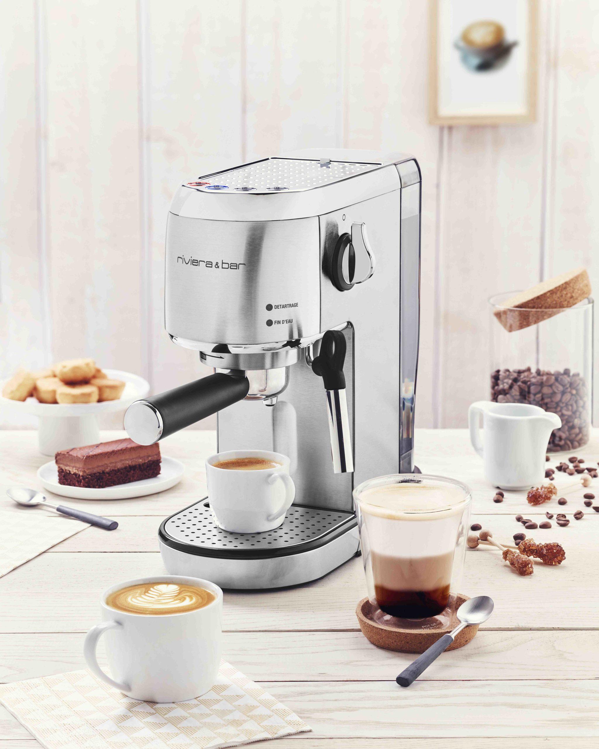 Quel café moulu pour machine expresso ?