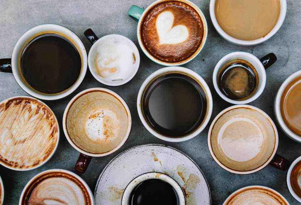 Quel est le café le plus faible?