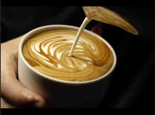 Quel genre de lait cappuccino?