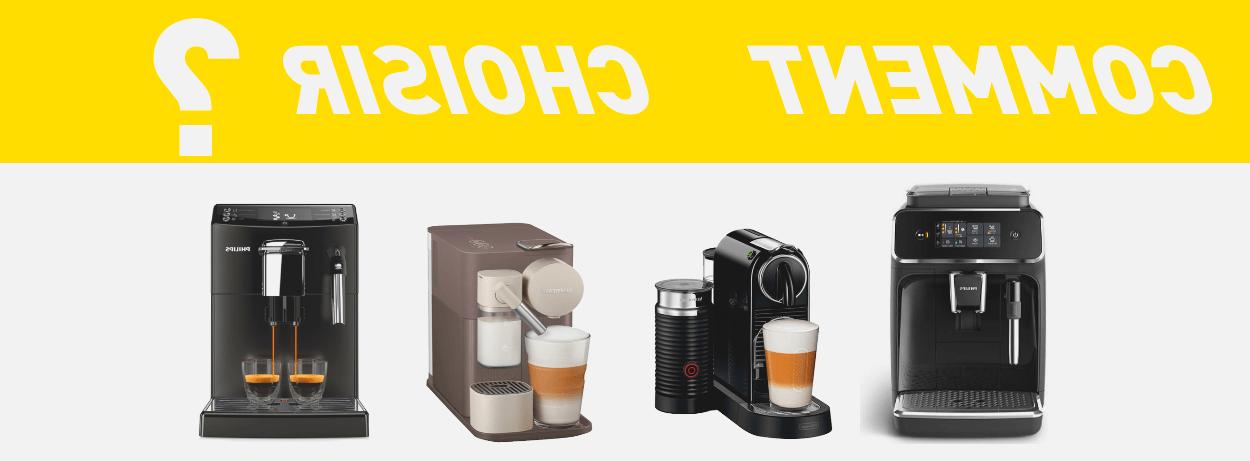 Quel moulin à café choisir pour une machine à expresso?