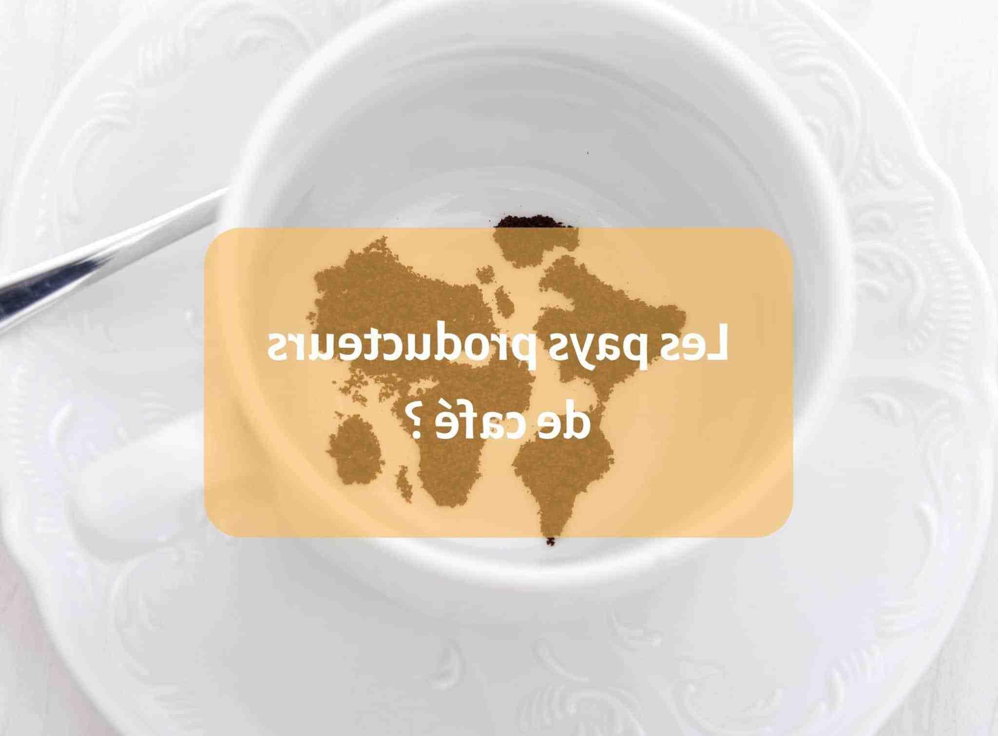 Quel pays est le plus grand producteur de cafe ?