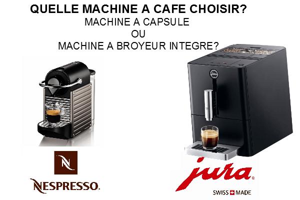 Quelle est la différence entre Expresso et Nespresso?
