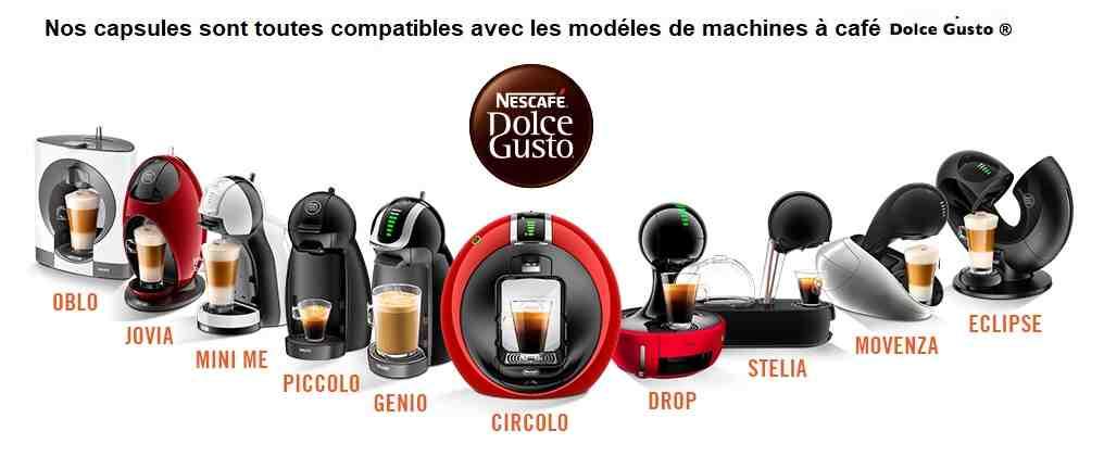 Quelle est la meilleure machine à café Dolce Gusto?