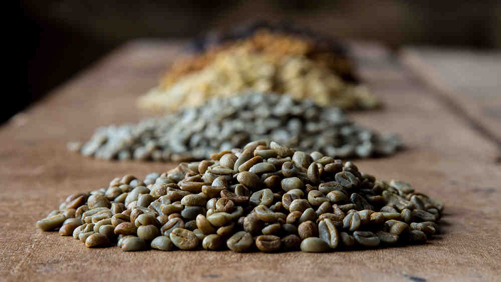 Quelle est l'origine du cafe ?