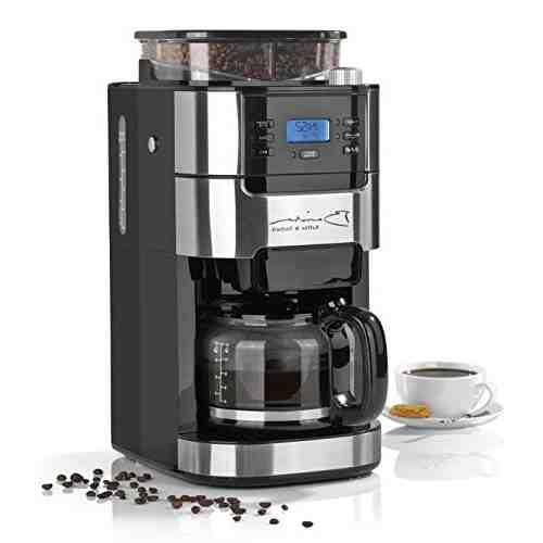 Quelle machine à café avec moulin acheter?