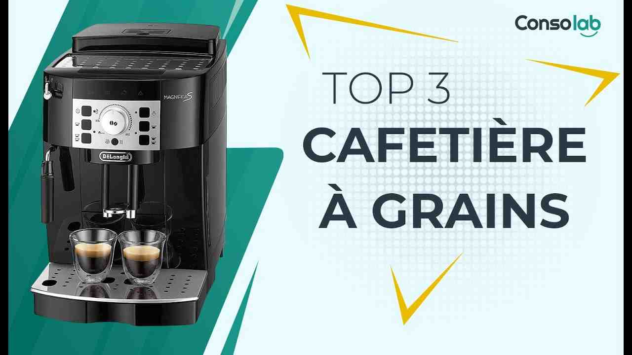 Quelle machine à café en grains acheter?