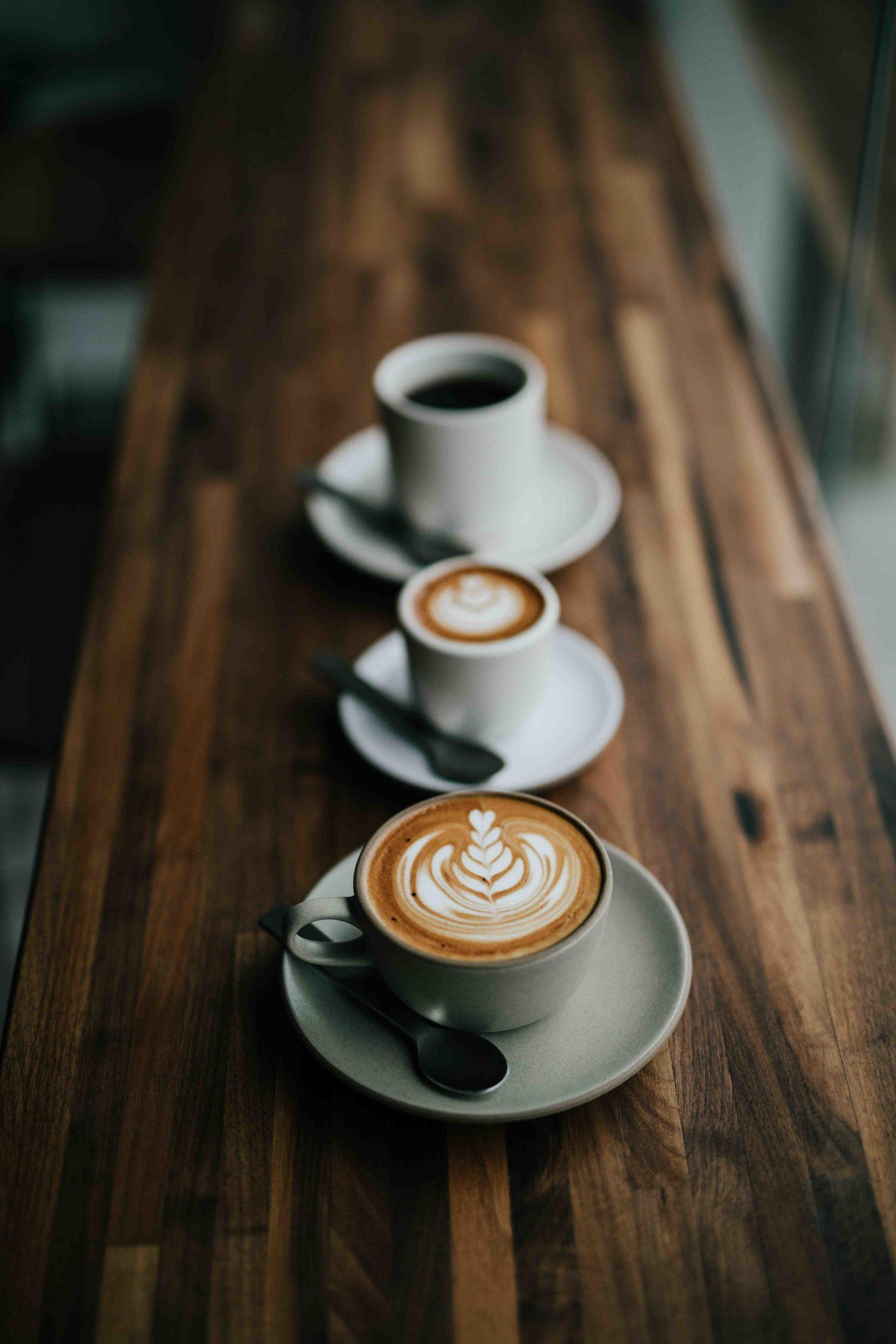 Quelle marque de cafe utilisez-vous ?