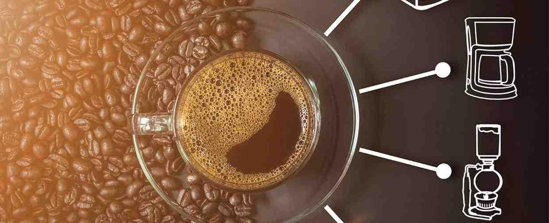 Quelle mouture pour quelle machine à café ?