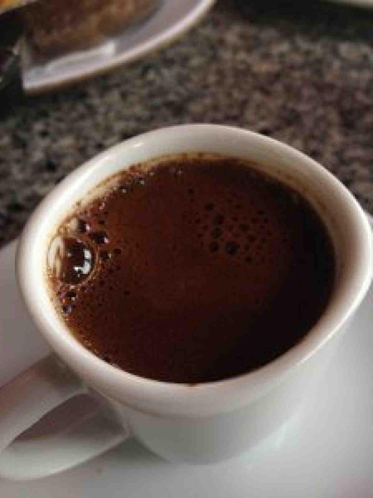 Qu'est-ce qui moud pour le café turc?
